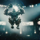 Real Steel is awesome!