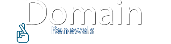 Domain renewals are expensive!