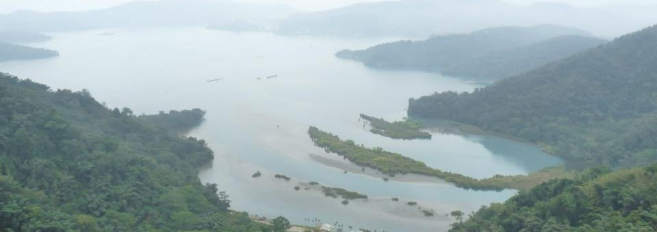 What's at Sun Moon Lake?