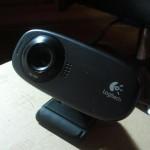New Logitech (HD) webcam