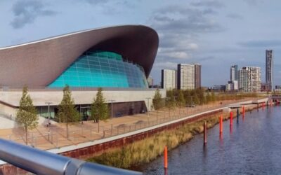 A visit to London's Olympic Park in Stratford