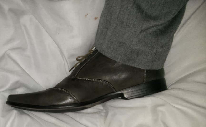 New Brown Shoes