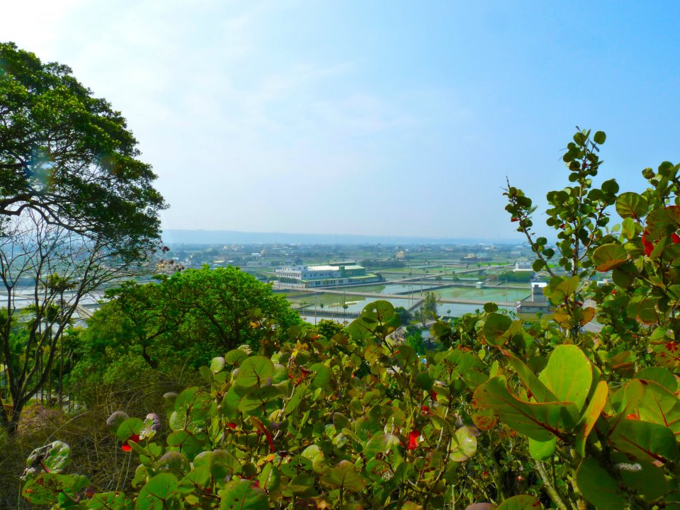 Scenery view of SanYi