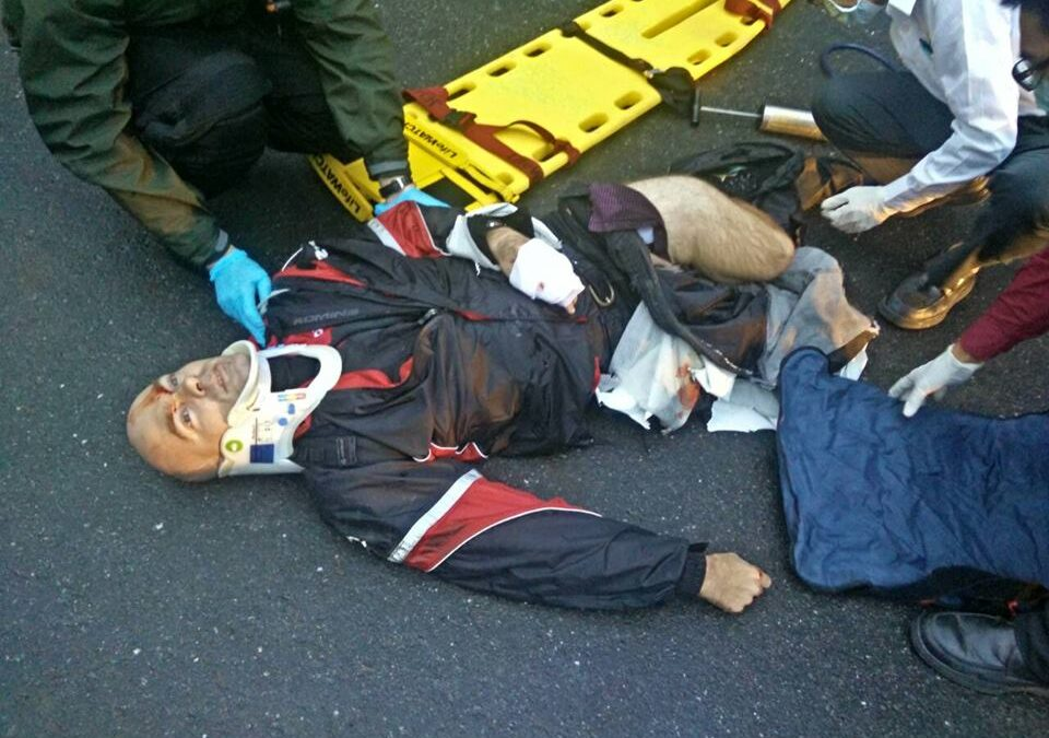 Mordeth13 Seriously Injured in Motorbike Accident