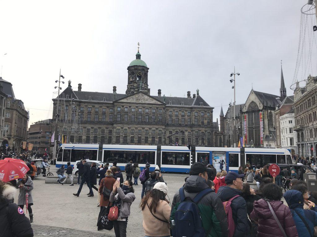 A Trip Away to Amsterdam