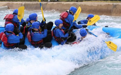 White Water Rafting in London (Lee Valley) Review