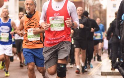 Royal Parks Half Marathon – 2h12m