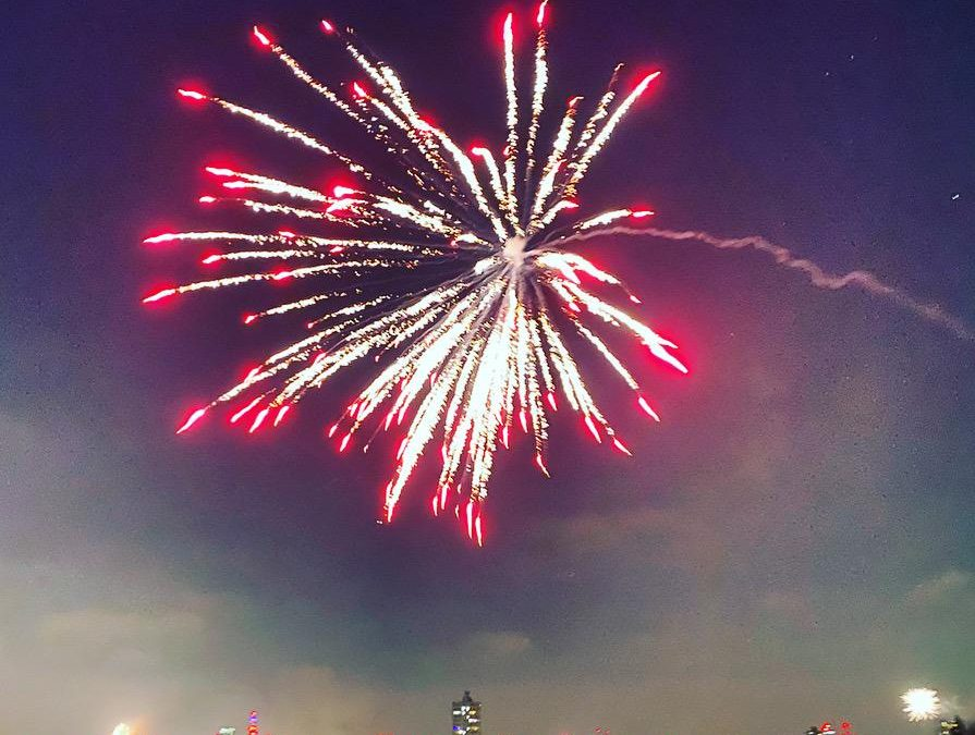 Happy New Year #2020 from London